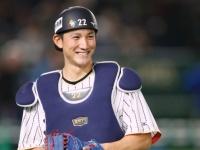 WBCでの小林誠司選手(写真:田村翔/アフロスポーツ)