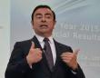 日産自動車のカルロス・ゴーン社長兼CEO(UPI/アフロ)