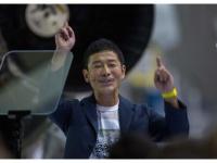 ZOZO前澤友作社長(AFP/アフロ)
