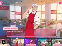 ※画像は『I Love You, Colonel Sanders! A Finger Lickin' Good Dating Simulator』のSTEAMの商品ページより