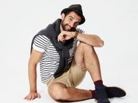 グッと差を付ける! 男子の定番ボーダーTシャツのおしゃれな着こなし方8選