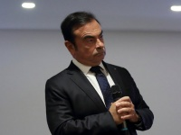 カルロス・ゴーン日産自動車会長(写真:ロイター/アフロ)