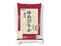 「ホクレン 北海道産 無洗米 ゆめぴりか」(「Amazon HP」より)