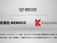 株式会社KAZAANAのプレスリリース画像