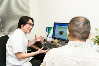 薄毛に悩む記者がAGA治療にチャレンジ