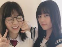 乃木坂46・西野七瀬 公式ブログより