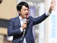 小泉進次郎氏(HIROYUKI OZAWA/アフロ)
