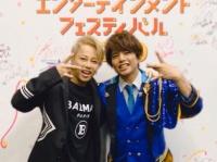 ※画像は西川貴教の公式ツイッターアカウント『@TMR15』より