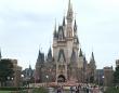 東京ディズニーランドの象徴・シンデレラ城