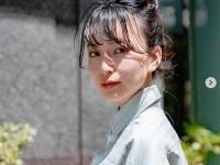 ※画像は岩間恵のインスタグラムアカウント『@iwamame』より