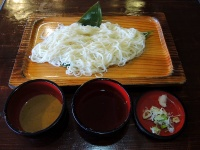 白石温麺(Kei hashiさん撮影、Wikimedia Commonsより)