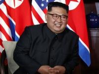 北朝鮮の金正恩朝鮮労働党委員長(写真:AP/アフロ)