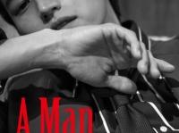 田口淳之介さんのデジタル写真集『A Man』(文藝春秋)より