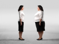 80kgの人なら4kg減で乳がんの発症リスク12%低下(depositphotos.com)