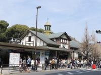 山手線原宿駅
