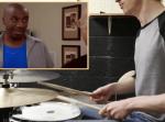 ドラマのワンシーンに合わせてドラムを演奏したら…なんとラップになってしまった