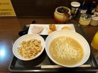 「拉麺ビュッフェBUTA」のラーメン