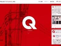 「株式会社プロジェクトスタジオQ」ホームページ