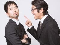 男性社会人が職場で人間関係に悩んでいる相手は? 2位女性上司