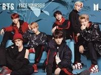『FACE YOURSELF(初回限定盤A)(Blu-ray付)』(Universal Music)