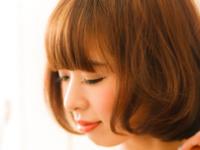 冬の人気カラーは暖色系♡【ビターショコラカラー】でほんのり甘い愛されヘアに。