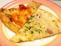 オリーブの丘の「ピッツァ食べ放題」