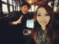 アゴが怖い(濱松恵Instagramより)