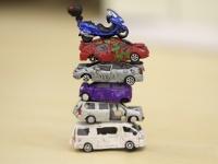 これはすごい!細部まで表現されたカプセルトイ「廃車コレクション2」を全種集めてみた