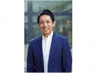『AI分析でわかった トップ5%社員の習慣』著者の越川慎司氏