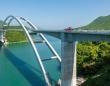 開通した天城橋