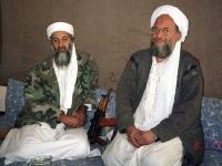 ※オサマ・ビンラディンとアイマン・ザワヒリ。画像は、「Wikimedia Commons」より
