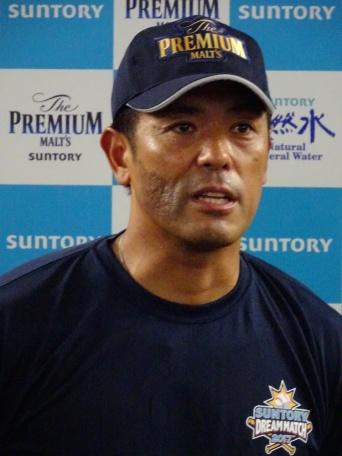 稲葉篤紀監督