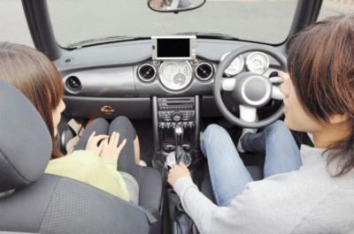女性に「下手」認定されるドライブテク4選