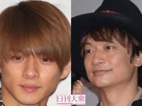 平野紫耀(左)、香取慎吾