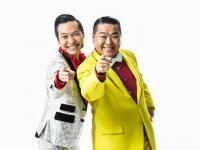 上杉周大(左)、大地洋輔(画像は札幌テレビ放送株式会社のプレスリリースより)