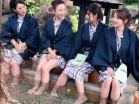 ※イメージ画像:有村藍里Twitterより(左から、友近・小原正子・有村藍里・都丸紗也華)