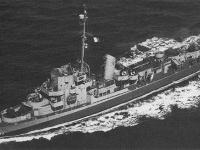 ※実験が行われたという駆逐艦エルドリッジ。画像は「Wikipedia」より引用