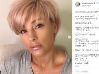 梅宮アンナ公式Instagramより