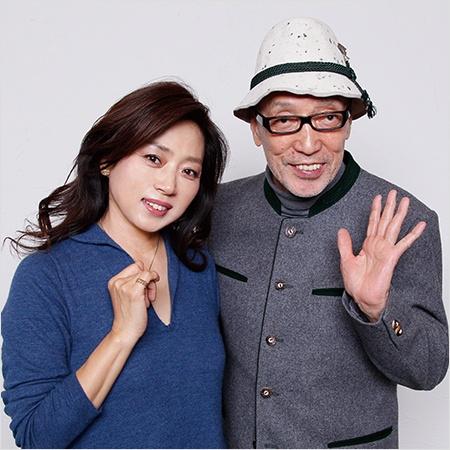 天才テリー伊藤対談の藤吉久美子