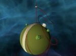 【物理エンジン】重力が10倍の星にジェットコースターを作ってみた。