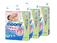 ユニ・チャームが製造販売するブランド、ムーニーの『ムーニー エアフィット』(「Amazon HP」より)