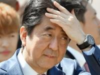 安倍首相(Natsuki Sakai/アフロ)
