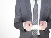 企業にとってはマイナスイメージも?! 就活のために名刺を作った人は約◯割