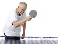 ラケット競技で長生きできる!?(shutterstock.com)