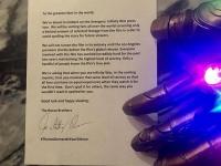 『アベンジャーズ』監督、新作のネタバレ自粛をファンに懇願(c)Twitter