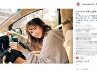 紗栄子Instagramより