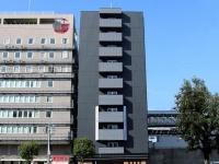 UNIVERSAL HOTEL REBORNの外観