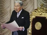 通常国会開会式での天皇陛下(写真:AP/アフロ)