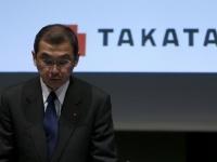 タカタの高田重久代表取締役会長兼社長(写真:ロイター/アフロ)