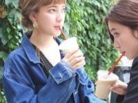 """『カフェ巡りやショッピングに』簡単なのに""""こなれ感""""!?プチ外出アレンジ"""
